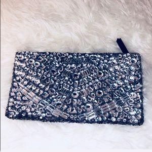 🔥BOGO🔥 Victoria Secret jewel encrusted clutch